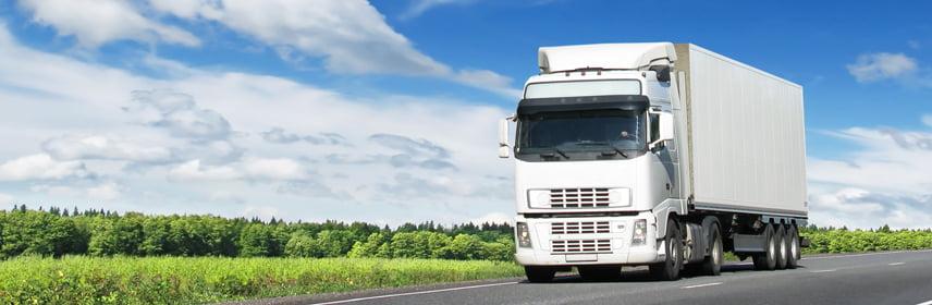 truck drivers banner