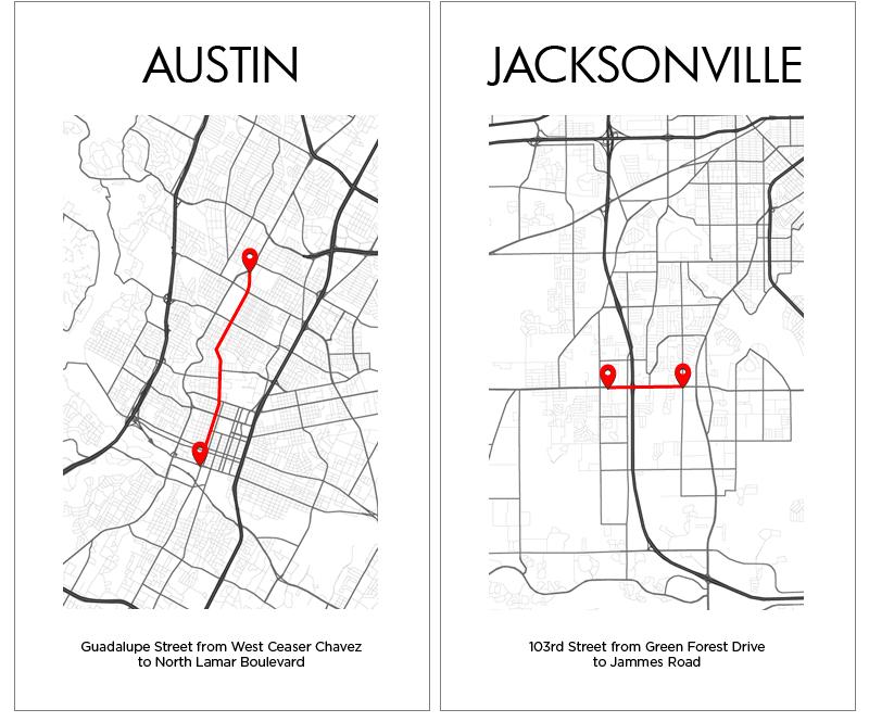 Austin Jacksonville