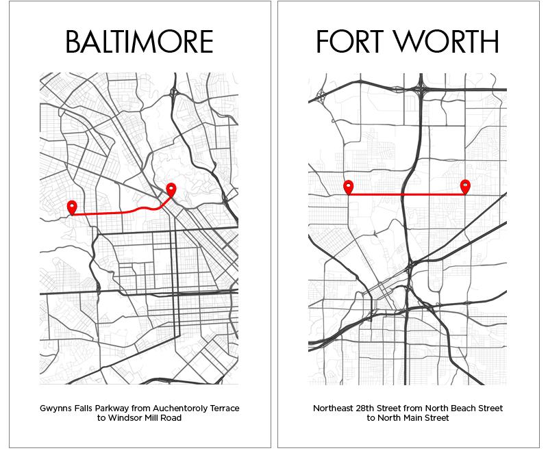 Baltimore Fort Worth