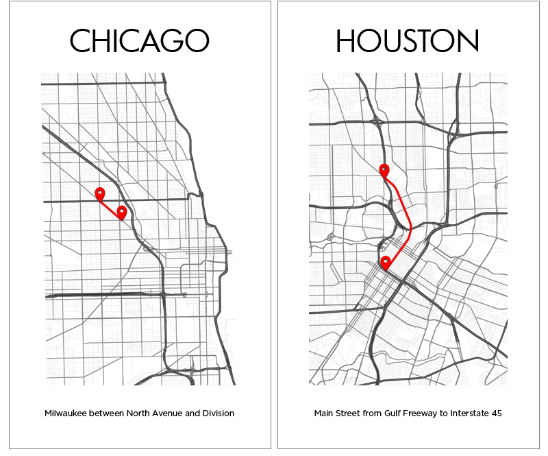 Chicago Houston