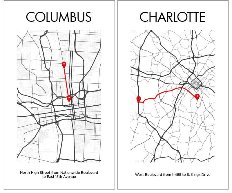 Columbus Charlotte