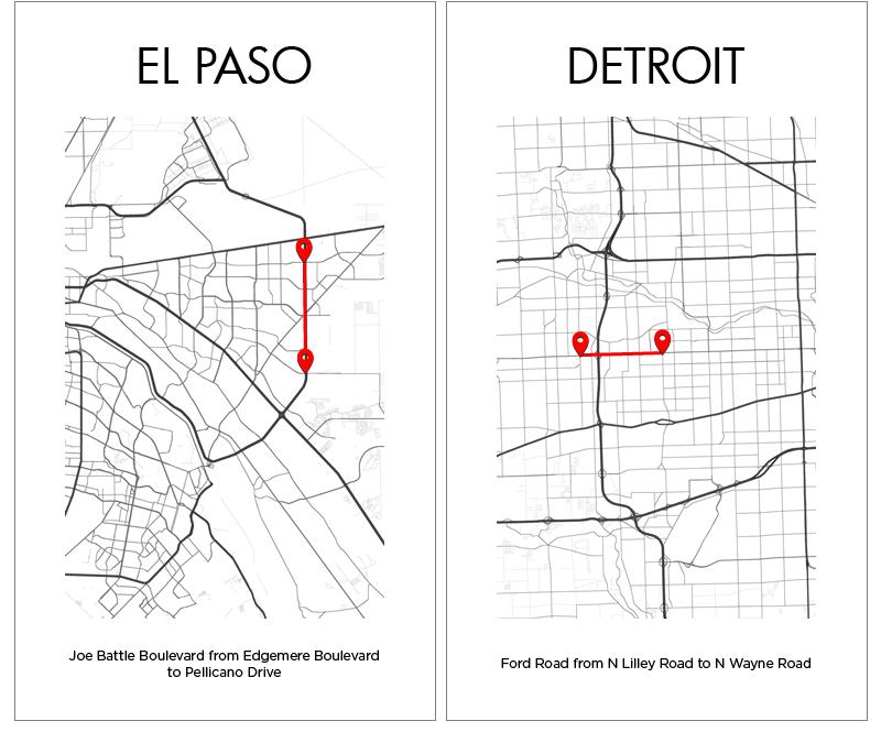 El Paso Detroit