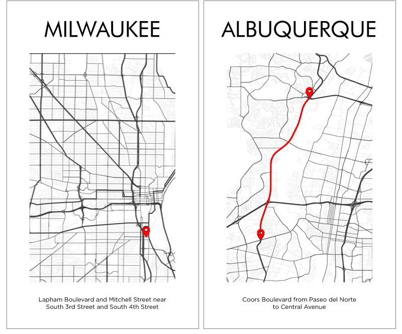 Milwaukee Albuquerque