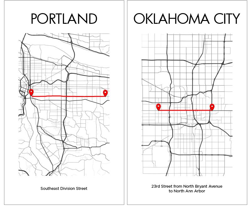 Portland Oklahoma City